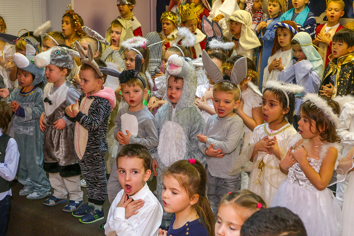 Winter Concert, 13 December 2017. School 1.