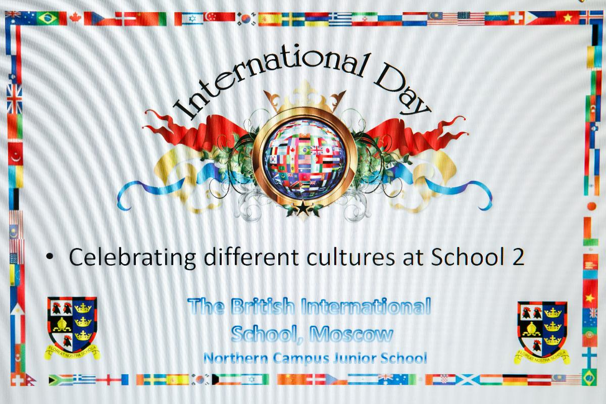 International Day, School 2. 10 October 2018
