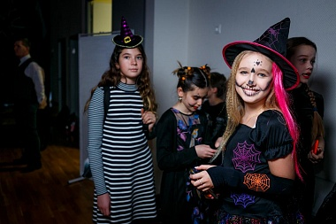 Halloween, School 7. 31 October 2018