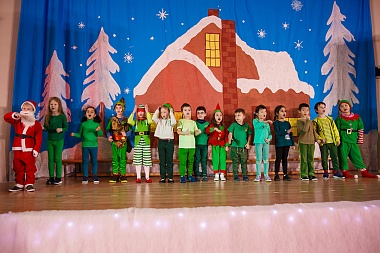 Winter Concert, 6 December 2017. School 9.