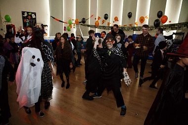 Halloween, School 9. 2 November 2018