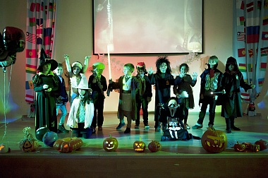 Halloween, 28th October 2016. School 9.