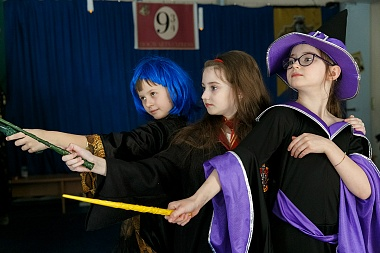 A Harry Potter event. School 4.
