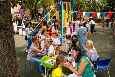 Summer Fair, 2019. School 9