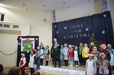 Christmas Concert, 14th December 2016. School 9.