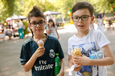 Summer Fair, 2019. School 1 & 2.