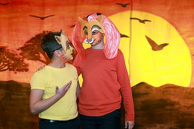 The Lion King, 15th December 2016. School 4.