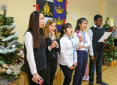 Winter Concert, 12 December 2017. School 3.