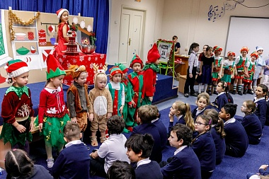 Winter Concert, 11 December 2018. School 4.